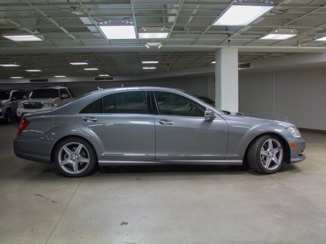 Certified pre owned 2010 mercedes benz s class s550 sedan for Mercedes benz s550 4matic 2010
